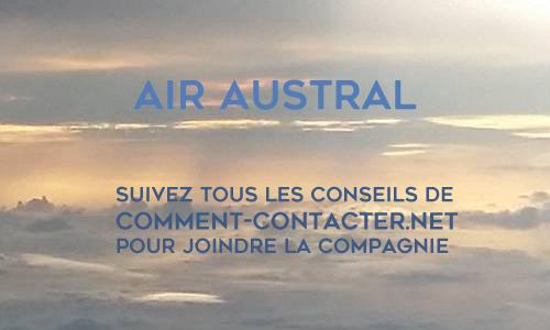 Air Austral Contact