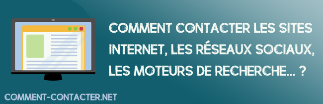 Contact Internet