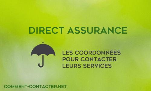Direct Assurance contact