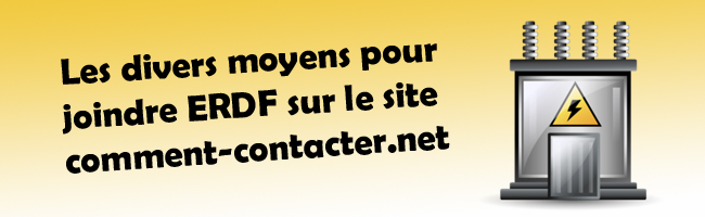 erdf-contact