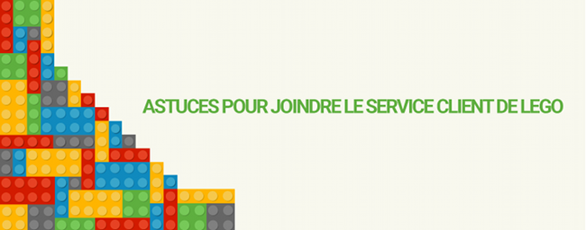 service client lego