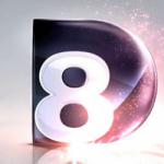 chaine tv d8 logo