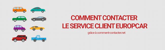 europcar comment contacter le service client le et. Black Bedroom Furniture Sets. Home Design Ideas