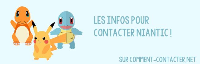 Contact Niantic