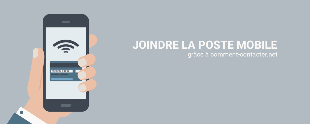 comment joindre la poste mobile