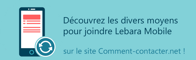 Contact Lebara