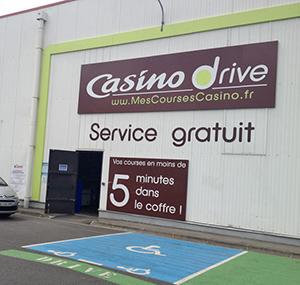 casino drive service cleint