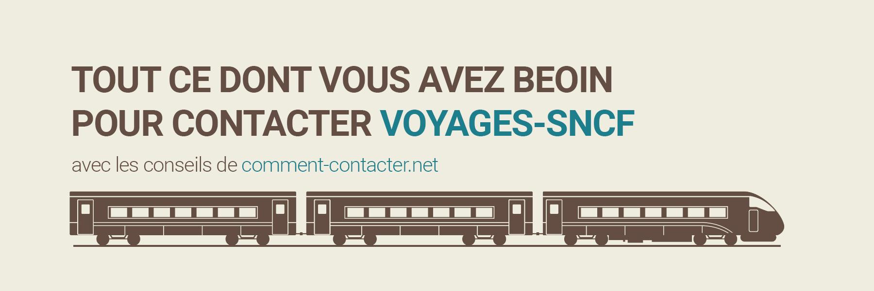 Comment contacter voyages service client sncf voyages - Comment contacter l afub ...
