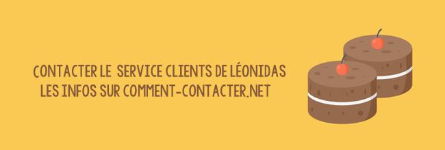 contacter l u00e9onidas et son service client en france et en