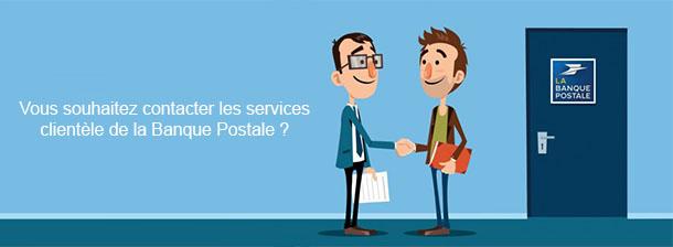 Comment contacter la Banque Postale
