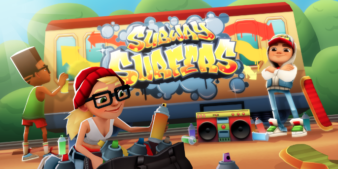 Jeu Subway Surfers