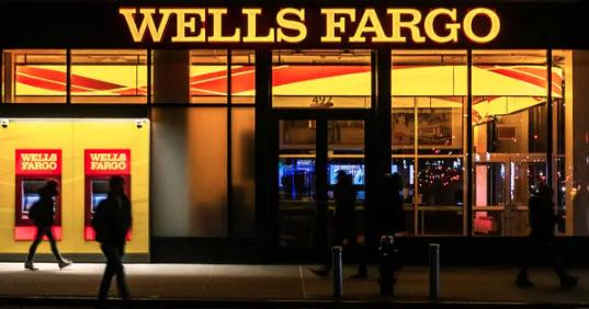 Devanture Wells Fargo