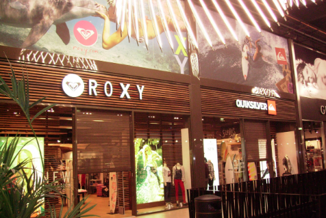 Magasins Roxy