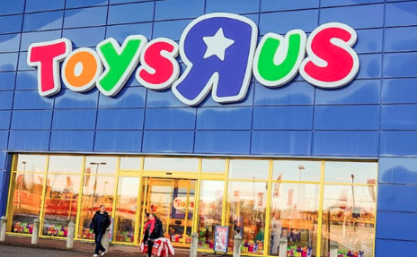 Magasin Toys R Us