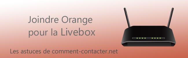 Contact Livebox