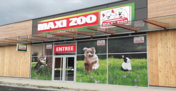 Magasin Maxi Zoo