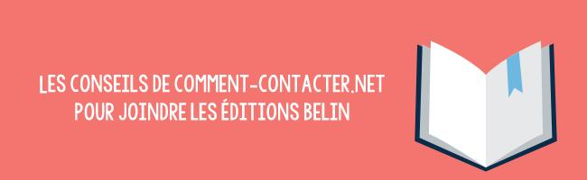 Contacter Belin