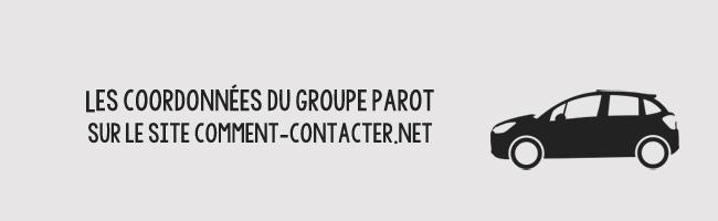Contacter Parot