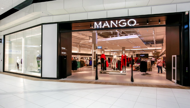 Magasins Mango