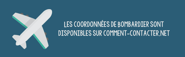 Bombardier contact
